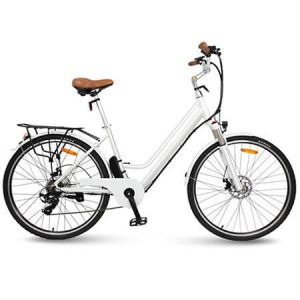 Bicicleta Eletrica E-bike Shuangye Feminina